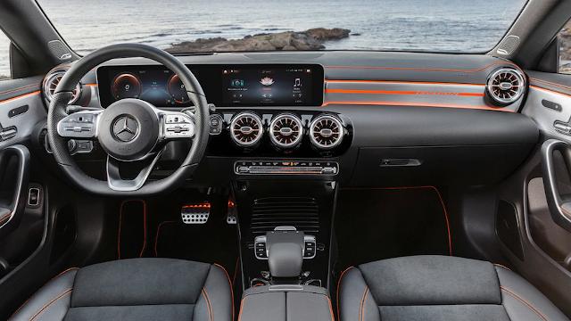 2020 Mercedes Benz CLA Class New Look