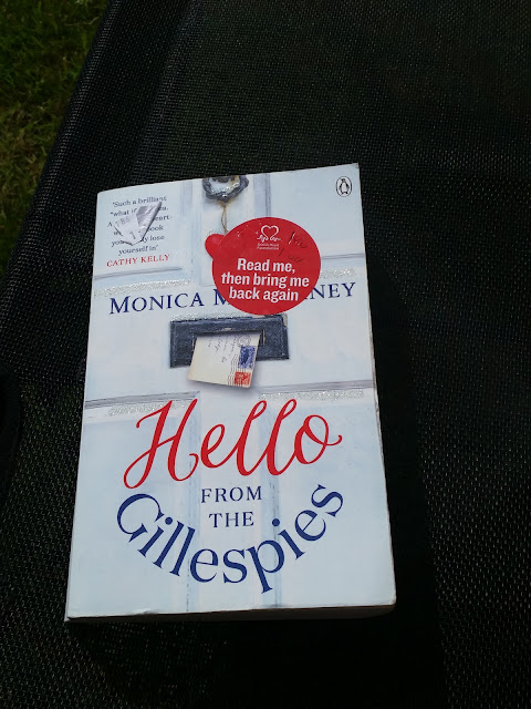 Book Review, Hello From the Gillespies,