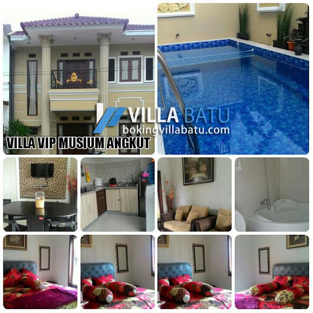 Musium Angkut Villa VIP Batu - Malang