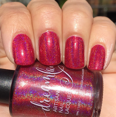 Dreamland Lacquer 2016 DVT Awareness Month Charity Polish: Out, Damned Clot!