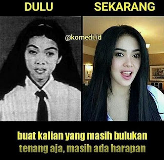 meme dear mantan