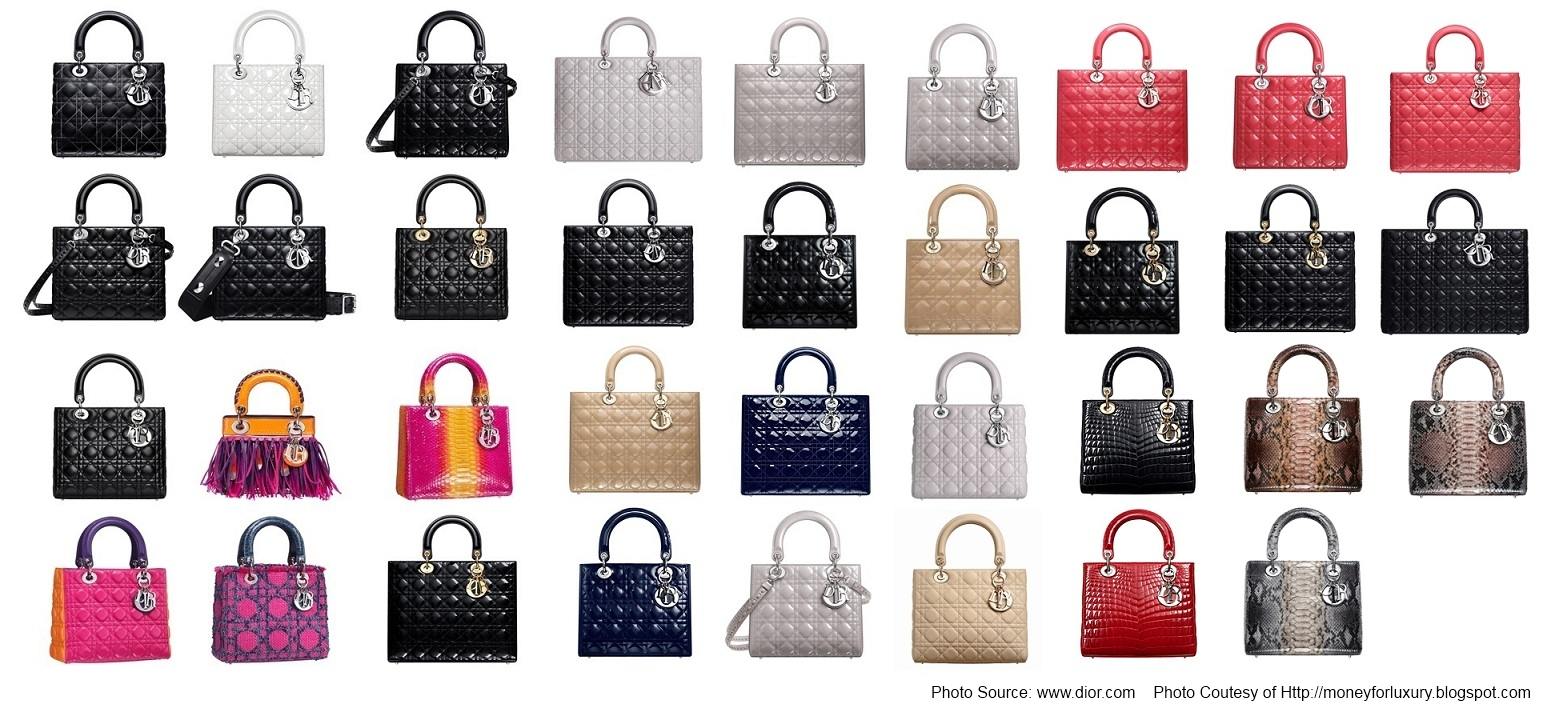 Money For Luxury Lady Dior And Hermes Kelly The Princesses
