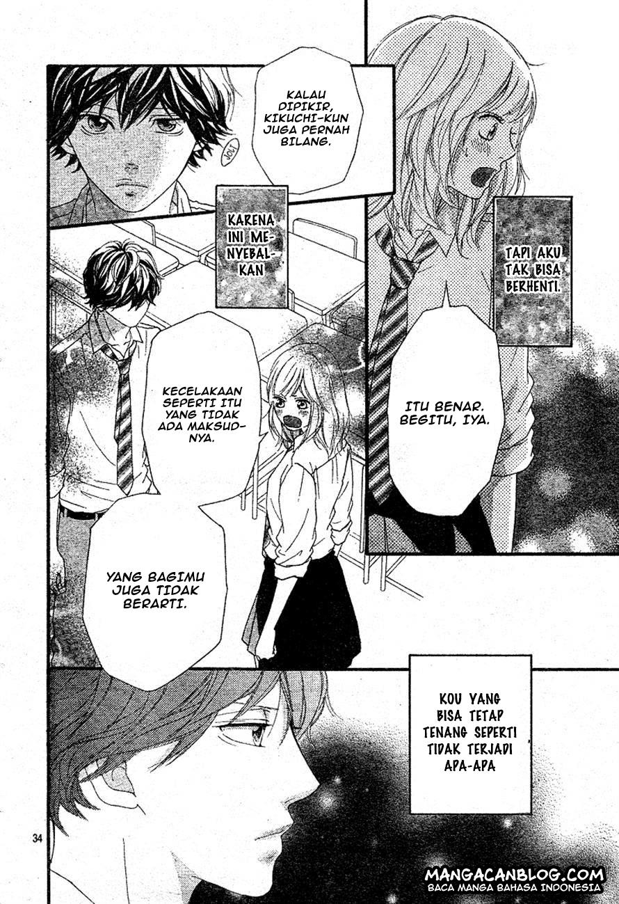 Ao Haru Ride Chapter 21-35