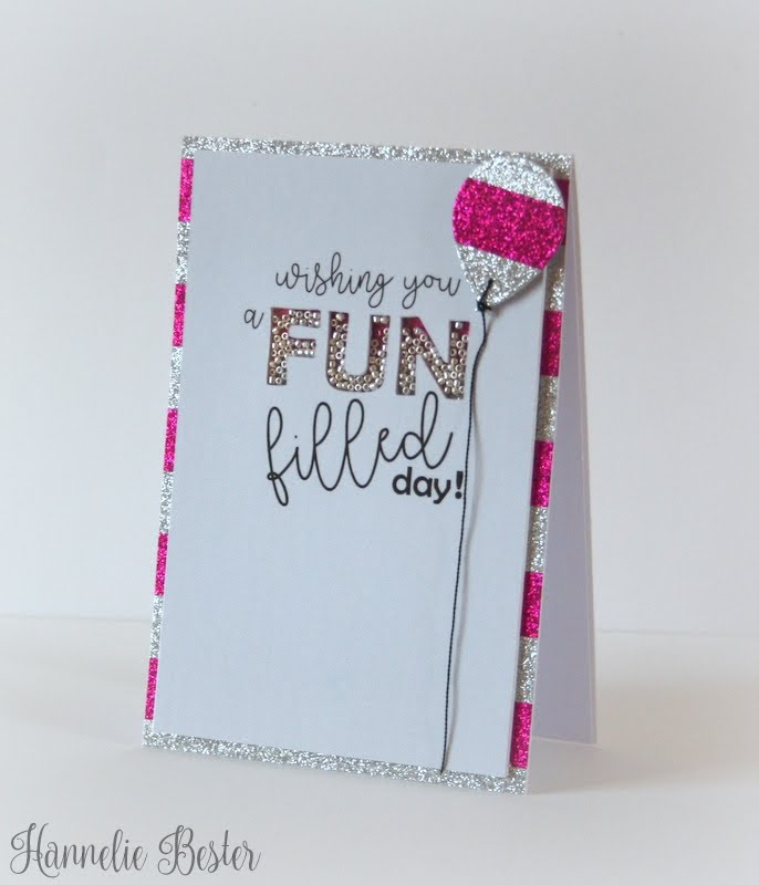 fun filled card