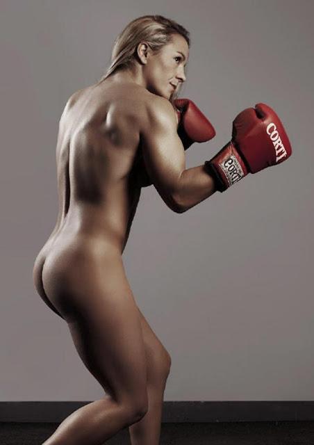 Yésica Bopp: Είναι το box sexy;