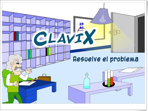 """""""Clavix"""" (Resuelve el problema matemático de Primaria)"""