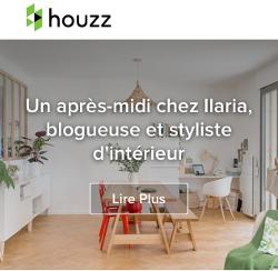Houzz _ Ilaria Fatone _ bloggeuse et styliste d'intérieur