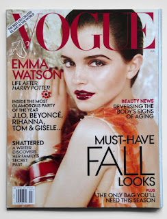 Emma Watson Vogue USA July 2011