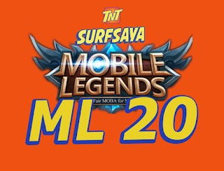 TNT ML 20 – 100MB/day for Mobile Legends, Data + Unli Call and Text to all