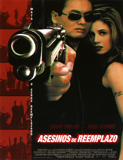 Ver Asesinos sustitutos (The Replacement Killers) (1998) Online