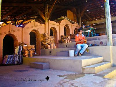 Atelier de cerâmica - Cunha