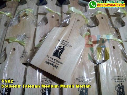 Toko Souvenir Talenan Medium Murah Meriah