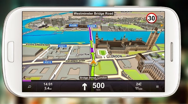 Memahami Cara Kerja GPS di Handphone
