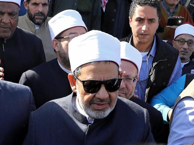 Grand Syekh Al-Azhar Mesir Tolak Bertemu Wapres AS