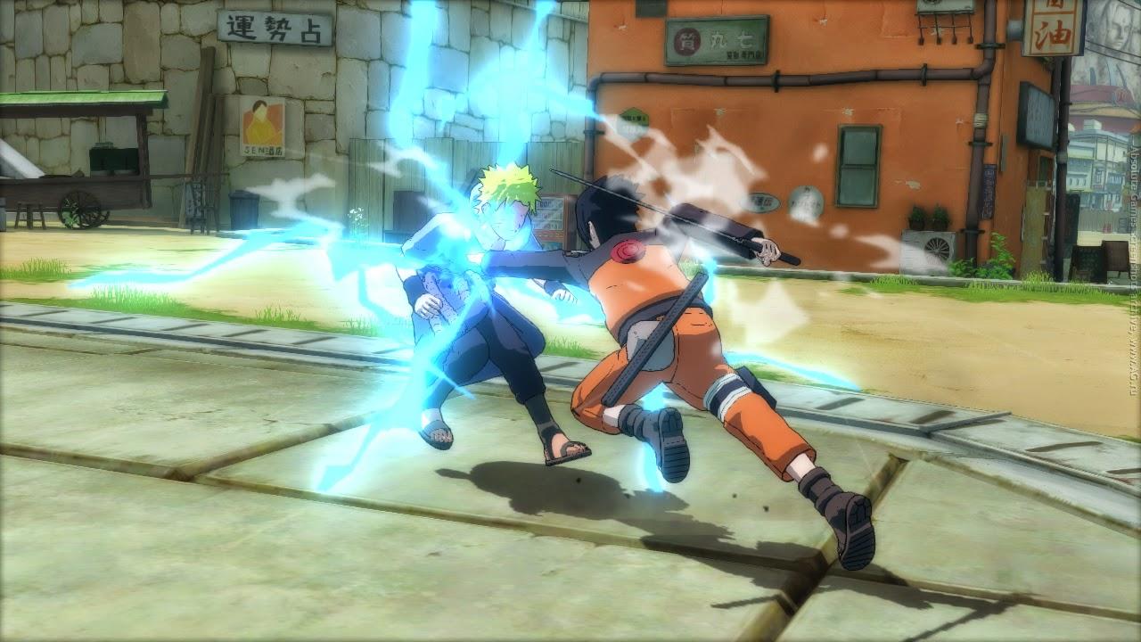 تحميل لعبة naruto shippuden ultimate ninja storm revolution pc تورنت