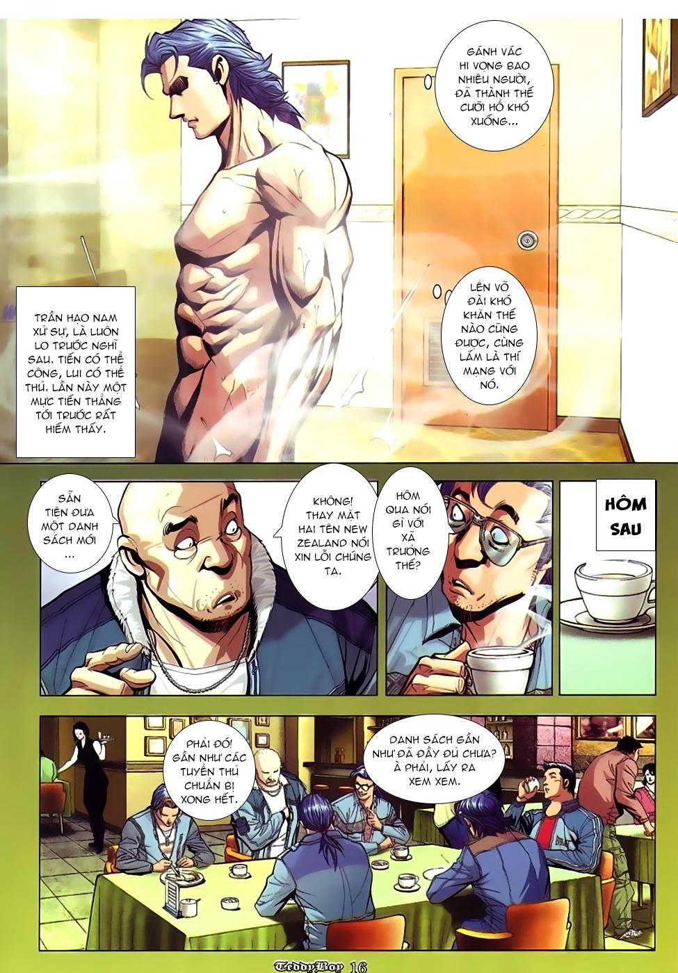 Người Trong Giang Hồ NetTruyen chap 870 - Trang 11