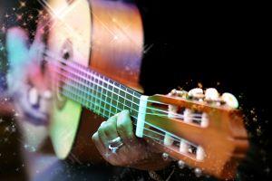 Spansk guitar - klassisk guitar - Guitarundervisning