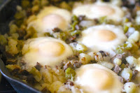 Cowboy Hash and Eggs
