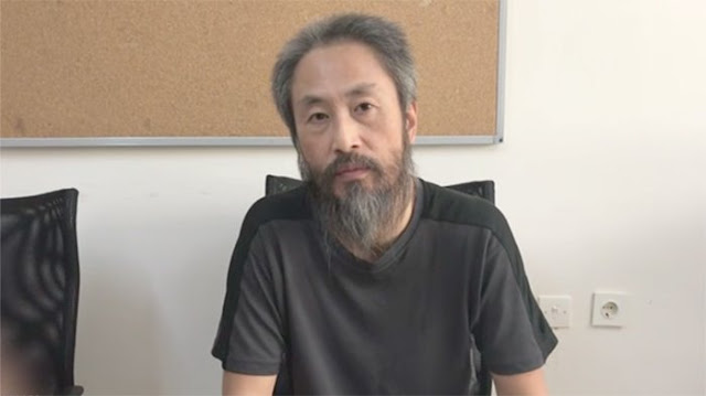 Kesaksian Wartawan Jepang yang Diculik ISIS: Tiga Tahun Seperti Neraka