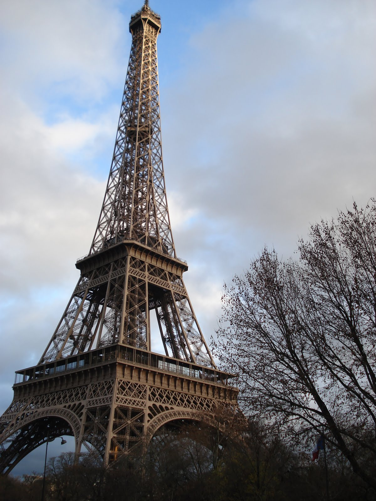 PZ C: torre eiffel paris