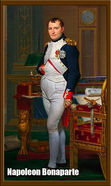 Foto Napoleon Bonaparte