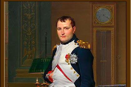 Biodata Lengkap Napoleon Bonaparte