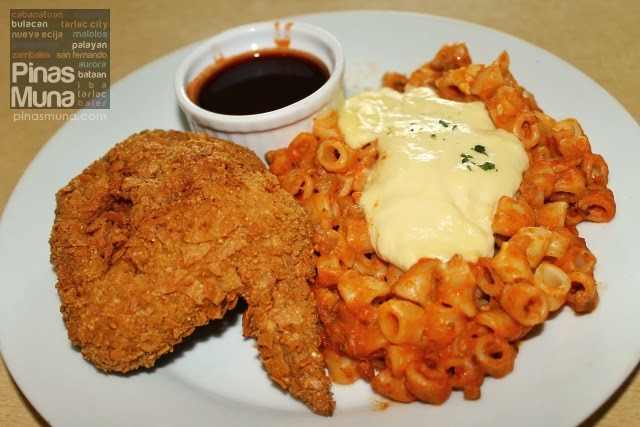 The Beanery in Balanga, Bataan Fried Chicken & Baked Mac