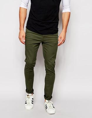 Haki renk pantolona ne gider