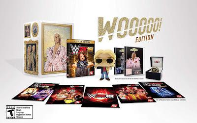 Wwe 2k19 Collectors Edition Box Set