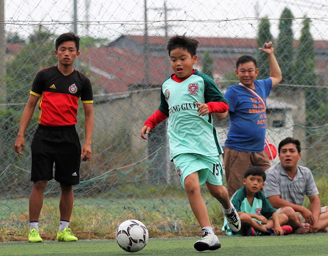 Vì sao nên cho trẻ tham gia luyện tập thể thao?