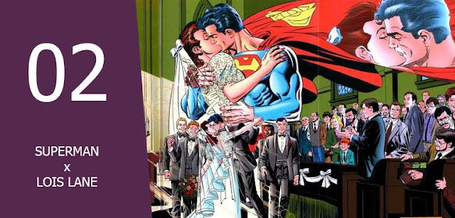 pernikahan superhero DC