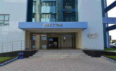 Webel IT Park in West Bengal