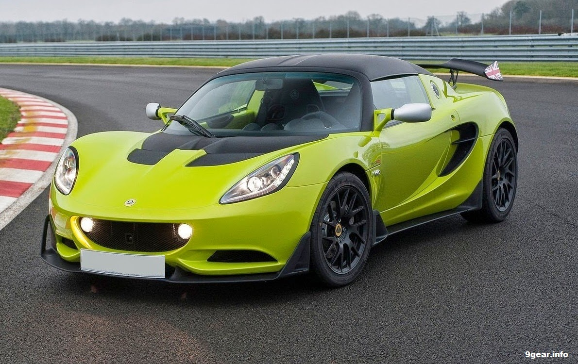 Car Reviews | New Car Pictures for 2018, 2019: 2015 Lotus Elise S Cup
