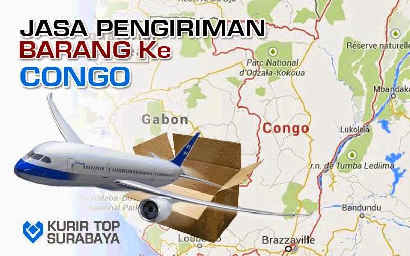 JASA PENGIRIMAN LUAR NEGERI | KE CONGO
