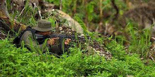 TNI Kontak Senjata Dengan Kelompok Din MInimi Di Tangse Pidie
