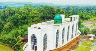 Awas Bahaya! Ternyata Masjid Perahu Di Semarang, Masjidnya Syiah!