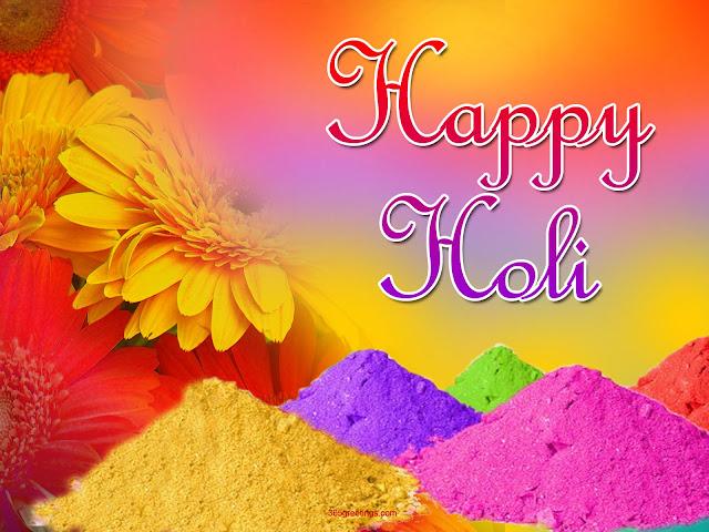 Happy Holi Photo
