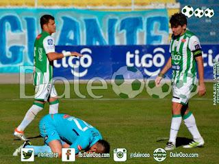 Oriente Petrolero - Hugo Souza - Ronald Raldes - Bolívar vs Oriente Petrolero - DaleOoo.com sitio página web Club Oriente Petrolero