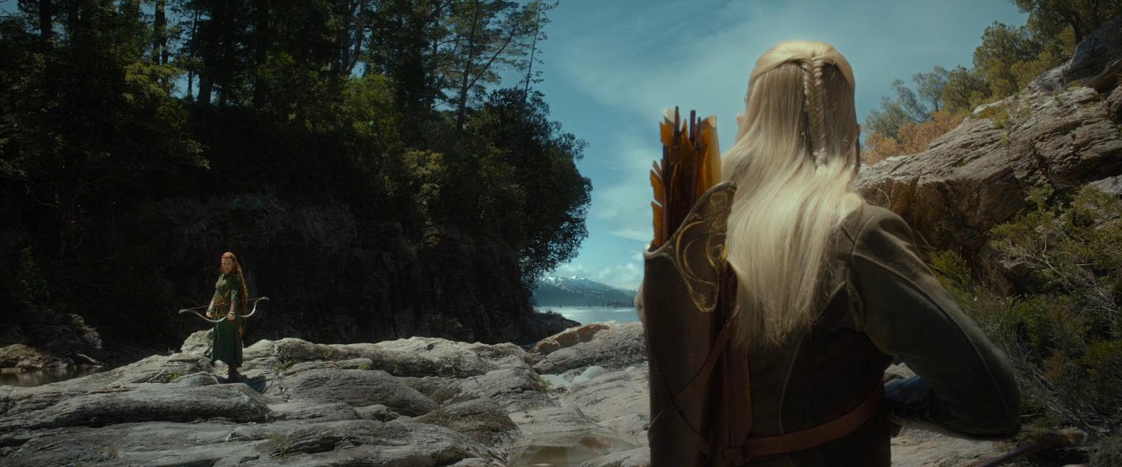 The hobbit 2 dual