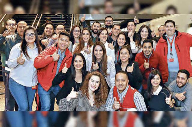 96 venezolanos se destacan como trabajadores del Metro de Chile