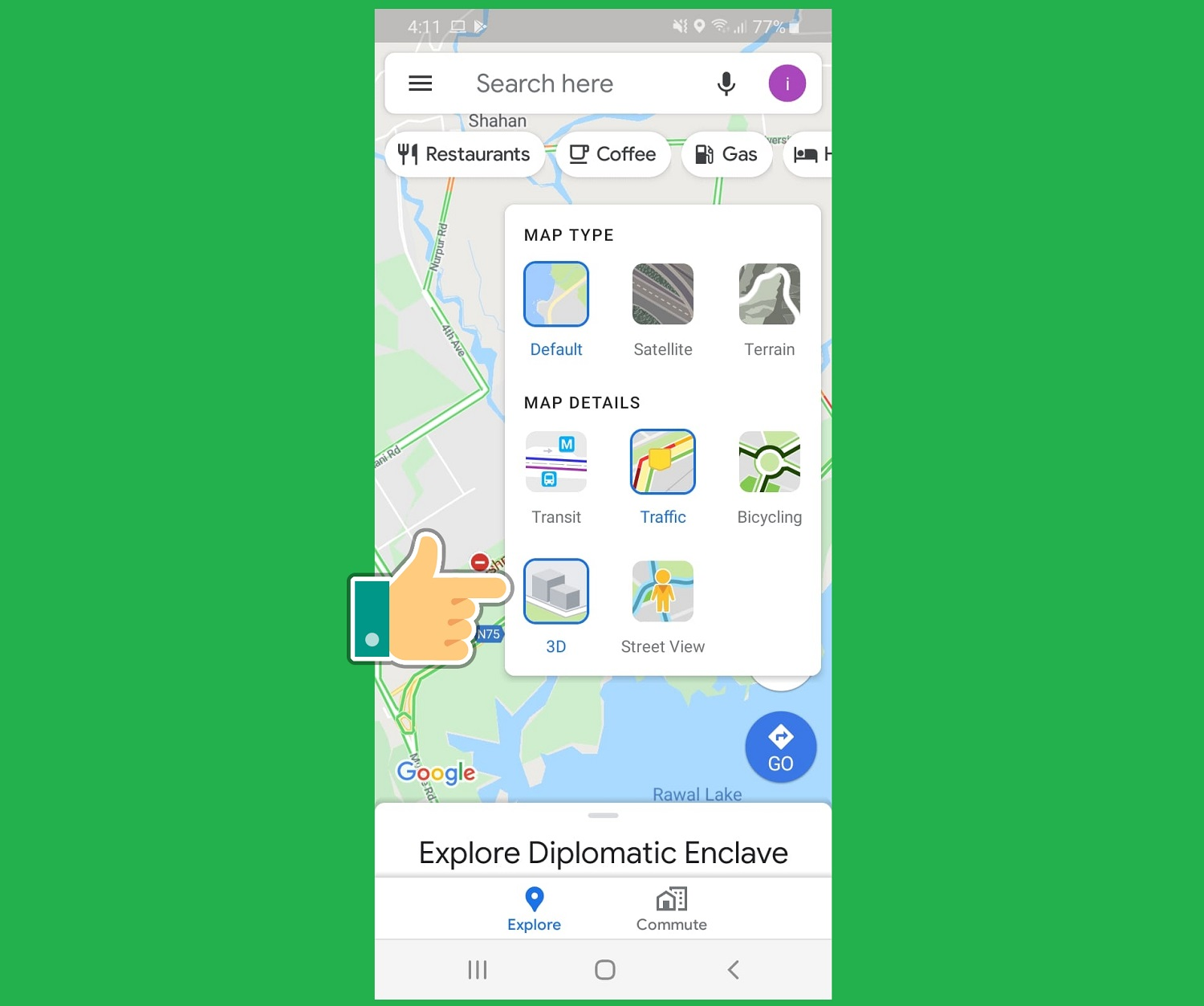 Google Maps is rolling out new 3D layer control and local ... on