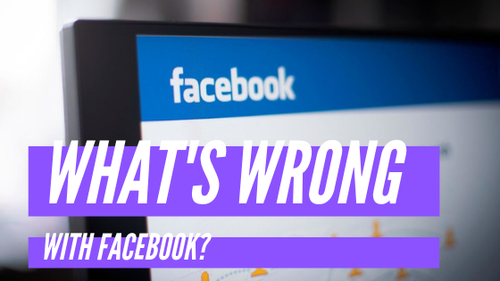 Facebook Sorry Something Went Wrong Error<br/>