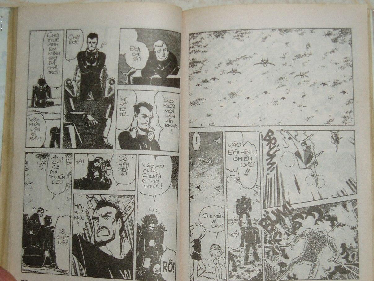 Siêu nhân Locke vol 04 trang 36