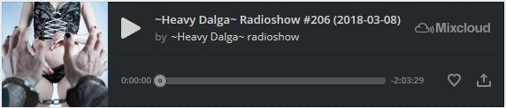 heavy dalga radioshow 206