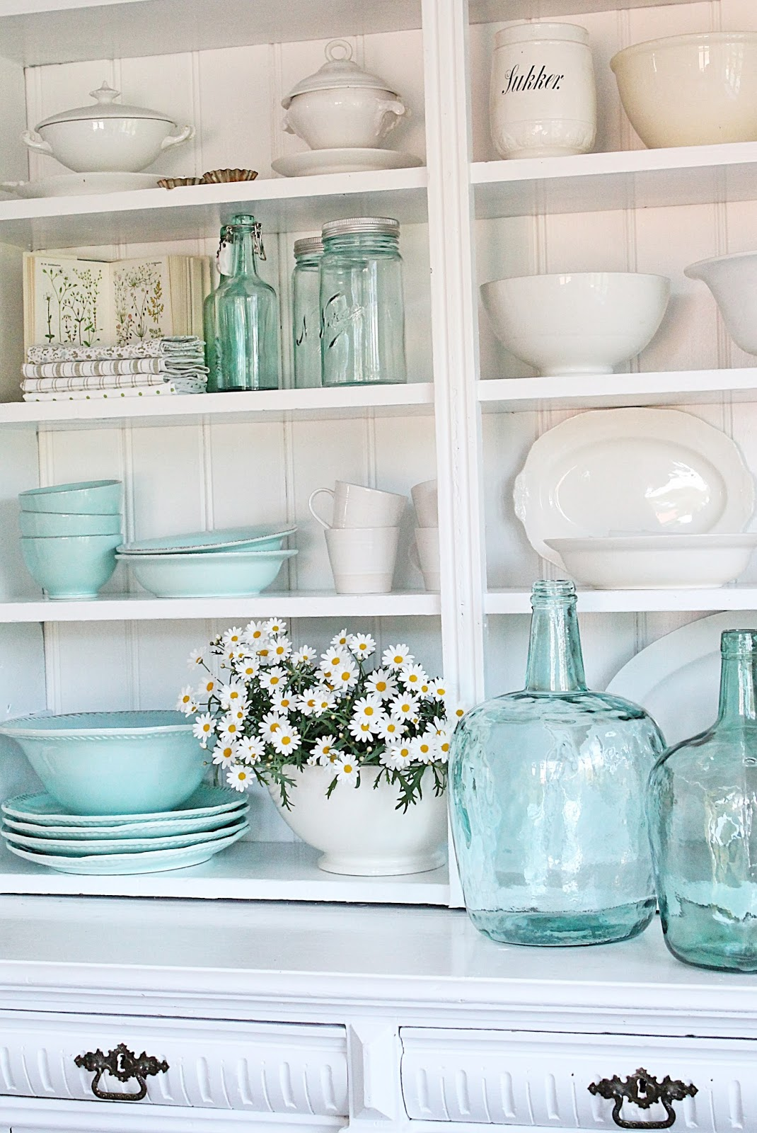 Teal Kitchen Decorating Ideas Vibeke Design In Love With Aqua