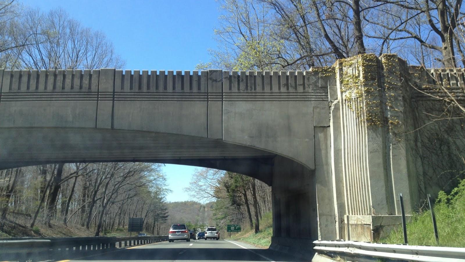 Life, On A Bridged: Merritt Parkway, Greenwich, CT