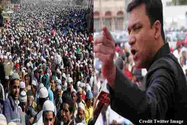 जब मुस्लिम बहुसंख्यक हो जाएंगे तो कश्मीर की तरह ना हिन्दू होगा, ना मंदिर होगा: अकबरुद्दीन ओवैसी