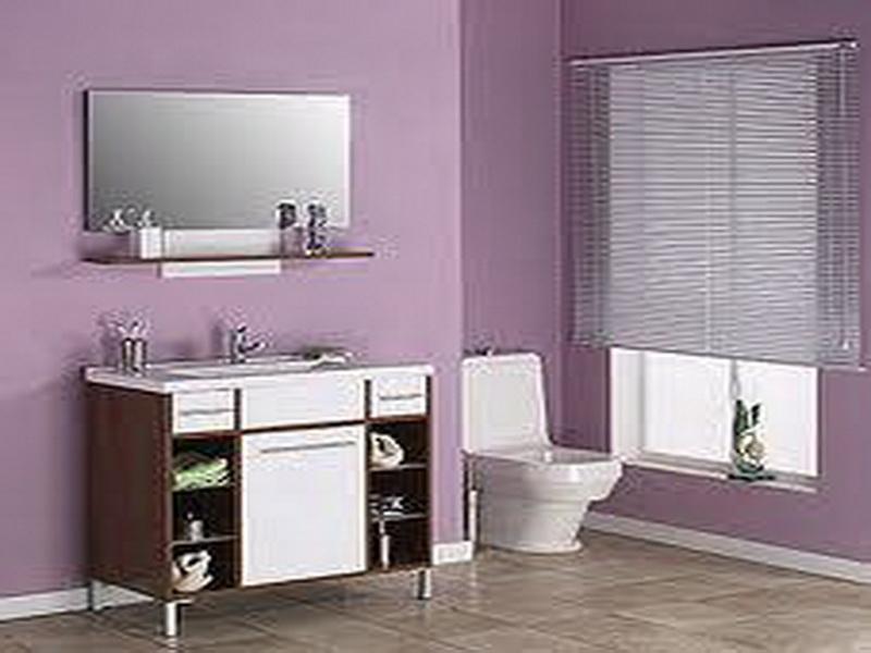 Crisp Bathroom Paint Colors for Mood Booster