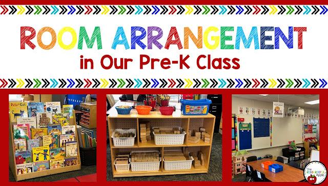 My Pre-K Classroom