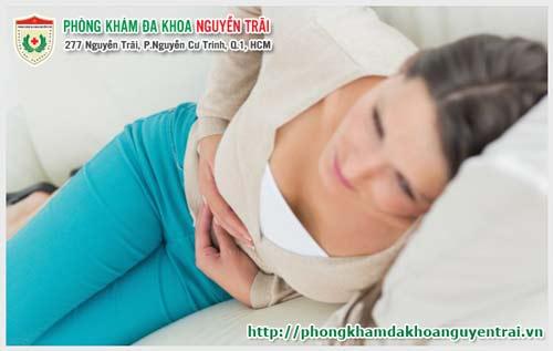 Triệu chứng viêm lộ tuyến cổ tử cung ra sao?-phongkhamdakhoanguyentraiquan1